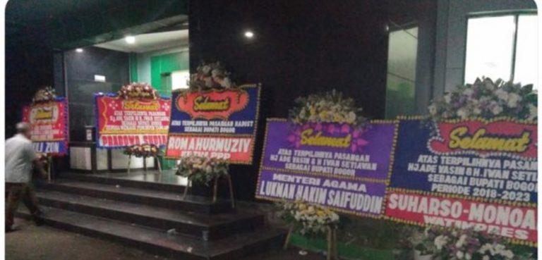 Beri Selamat ke Ade Yasin di Pilbup Bogor, Menag dan Wantimpres Dinilai Tak Punya Etika Demokrasi