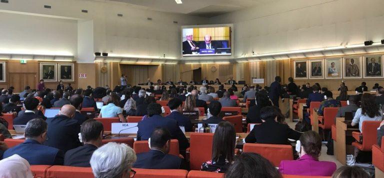 Kepala BKP Kementan Pimpin Delegasi RI dalam Sidang FAO KE-159 di Roma