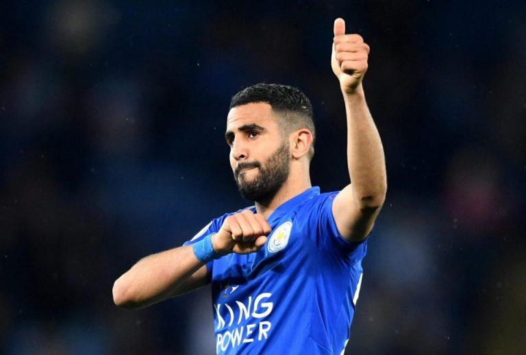 Riyad Mahrez Jalani Proses Transfer ke Manchester City