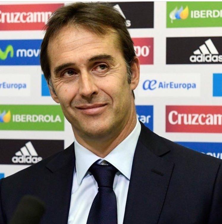 Real Madrid tunjuk Pelatih Timnas Spanyol gantikan Zinedine Zidane