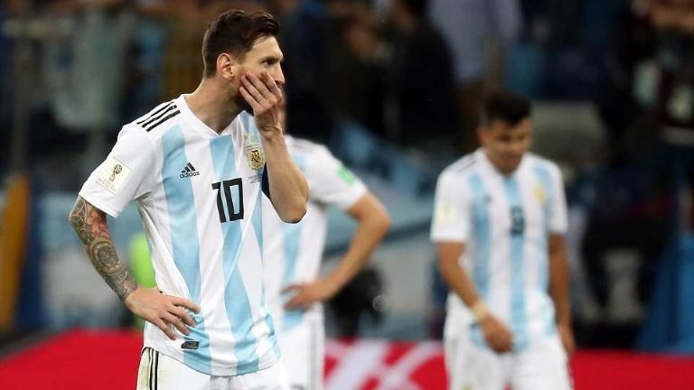 Butuh Keajaiban, Ini Skema Argentina Bisa Lolos ke Babak 16 Besar