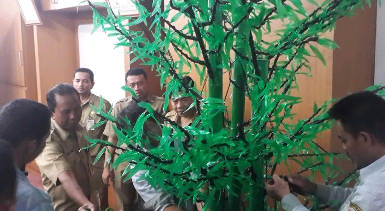 PT Cahaya Perisai Afiyah Bantah Ikut Tender Proyek Pohon Imitasi