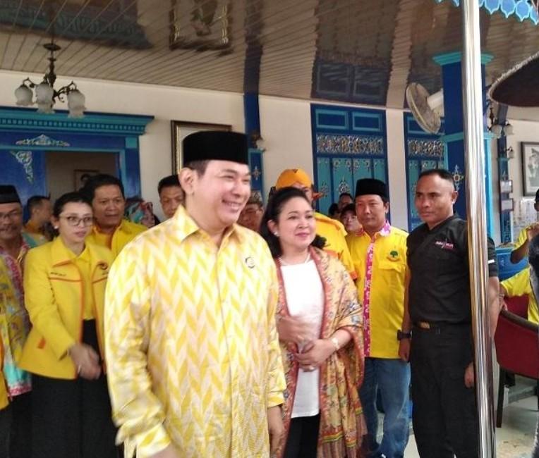 Tommy Soeharto Tak Akui Kepengurusan Partai Berkarya Muchdi Pr
