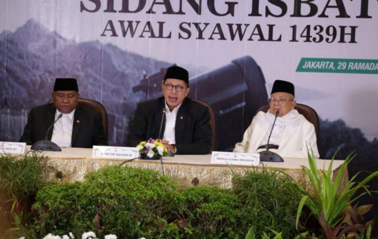 Menteri Lukman Minta Jemaah Haji Indonesia Doakan Korban Gempa Lombok