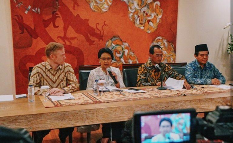 Pesan Menlu Usai Uni Eropa Cabut Larangan Terbang Maskapai Indonesia