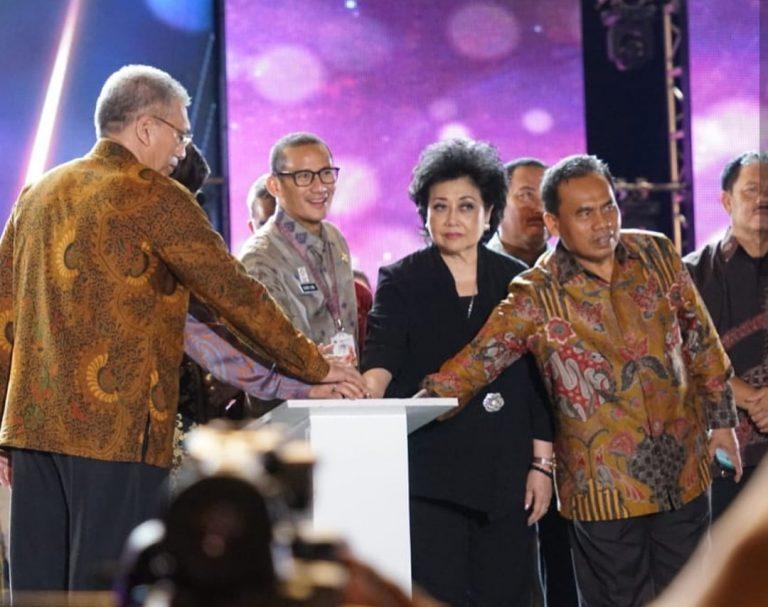 HUT ke-491 Jakarta, Sandiaga Optimis Ekonomi Tumbuh Pesat