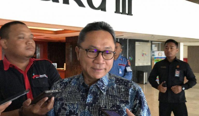 Habib Rizieq Pulang, Zulhas: Cebong Kampret Sudah Tak Relevan