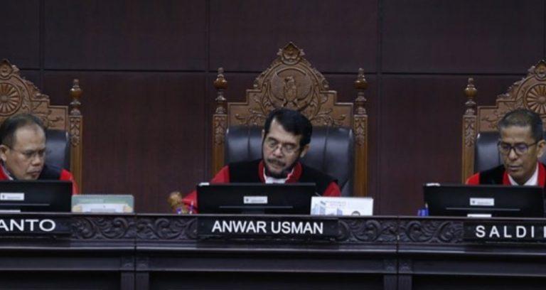 Mahkamah Konstitusi Tolak Keseluruhan Gugatan Revisi UU KPK