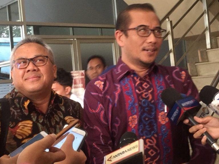 KPU Tantang Pemerintah Keluarkan Perppu Larangan Eks Napi Koruptor Nyaleg