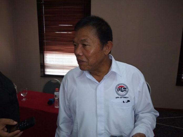 Ketua Umum Dewan Pimpinan Pusat Asosiasi Pengusaha Truk Indonesia, Gemilang Tarigan