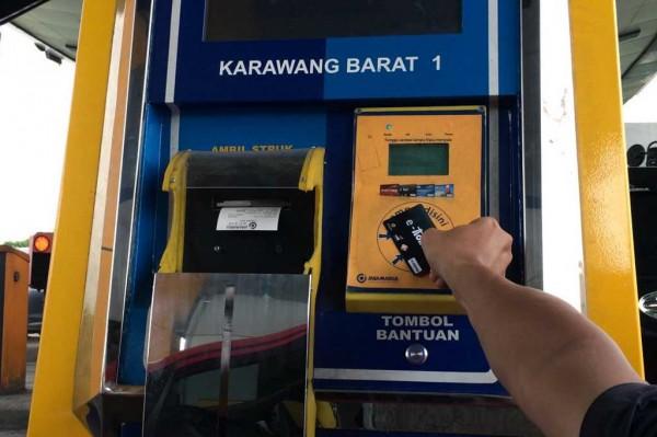Jasa Marga Klarifikasi Isu Beredarnya Uang Elektronik Expired