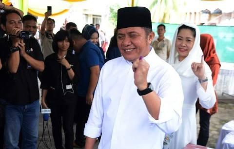 Herman Deru Tegaskan Komitmen Dukung Jokowi di Pilpres 2019