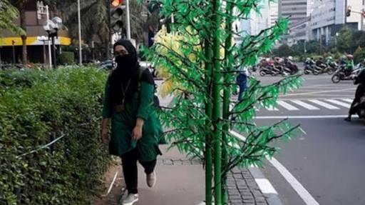 DPRD DKI Mengaku Bingung Harga Pohon Imitasi Sampai Milyaran