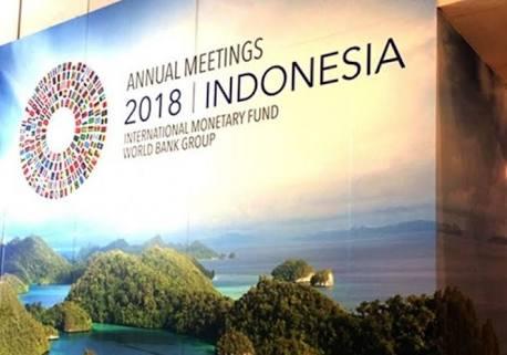Indonesia Berharap Event IMF-WB Beri Dampak Perekonomian Dunia