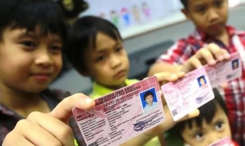 Sejumlah Daerah Mulai Terbitkan Kartu Identitas Anak