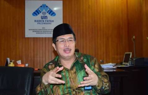 Rektor UIN Palembang Sebut Tujuh Langkah Cegah Teroris di Kampus