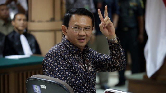 Surat Pendek Ahok Dukung Jokowi 2 Periode Beredar di Dunia Maya