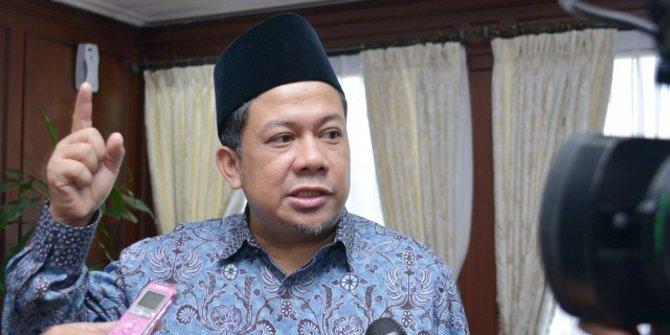 Ini Kata Fahri Hamzah soal Stafsus Milenial Jokowi