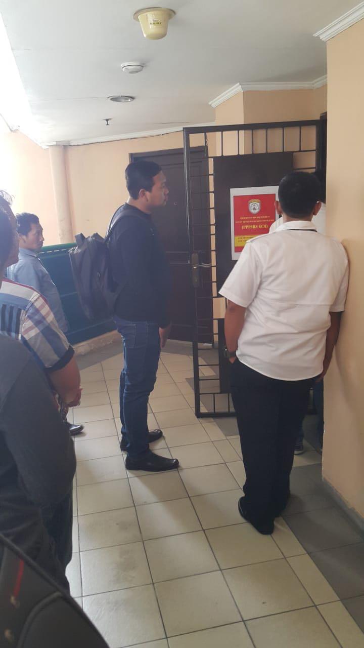 Palsukan Dokumen RULB 2013, Polda Geledah Kantor P3SRS Graha Cempaka Mas