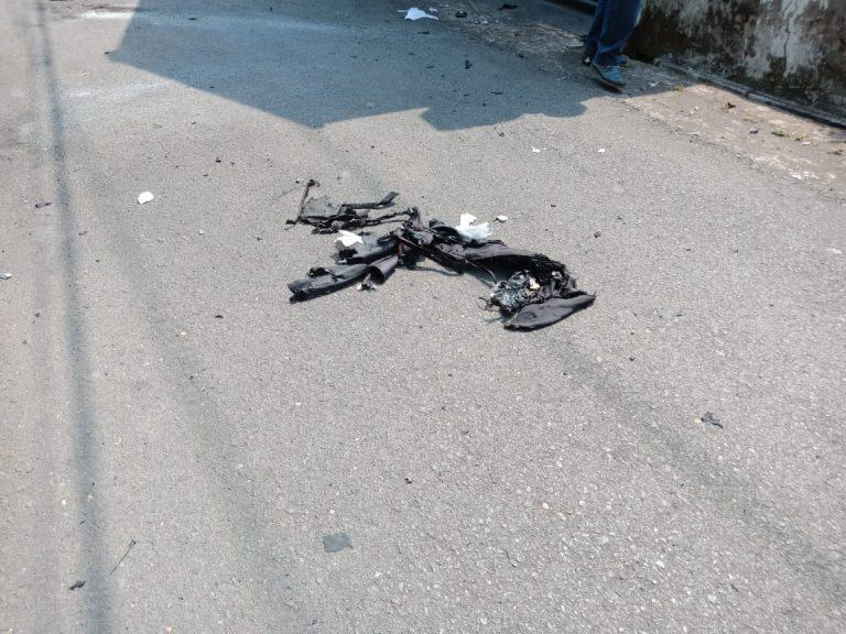 Tiga Ledakan di Pasuruan, Bocah Enam Tahun Terluka