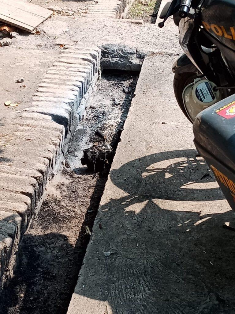 Tiga Bom Meledak di Pogar Bangil Pasuruan