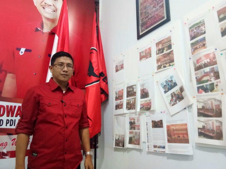 Lanjutkan Perjuangan Politik, Jubir Prof Andalan Daftar Caleg Di PDIP