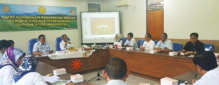 Kepala BKP Kementan Dorong Peningkatan Sergab di Subang dan Indramayu