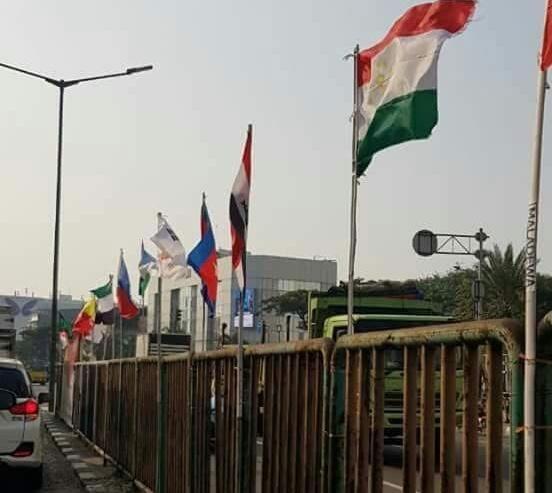 Anies Baswedan : Jangan Anggap Rendah Tiang Bendera dari Bambu