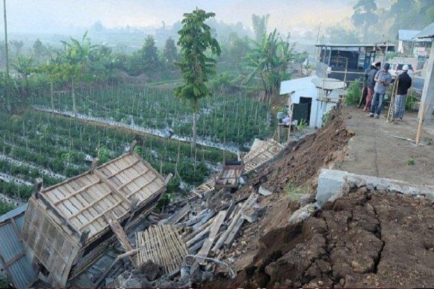 BNPB Catat 197 Bencana Terjadi Sejak Awal Januari 2021
