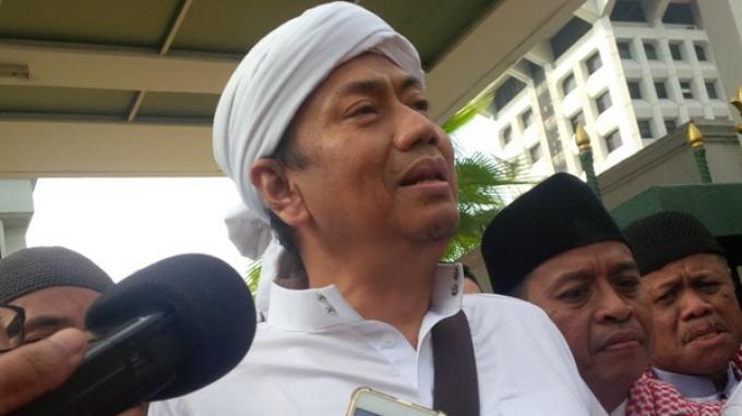 Jokowi menang, Kapitra Ampera siap pulangkan Habib Rizieq