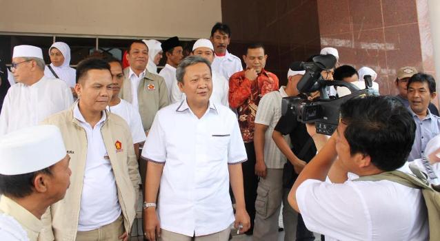 Diduga Terlibat OTT, Pencalegan Ketua DPD Gerindra Lampung Disoal