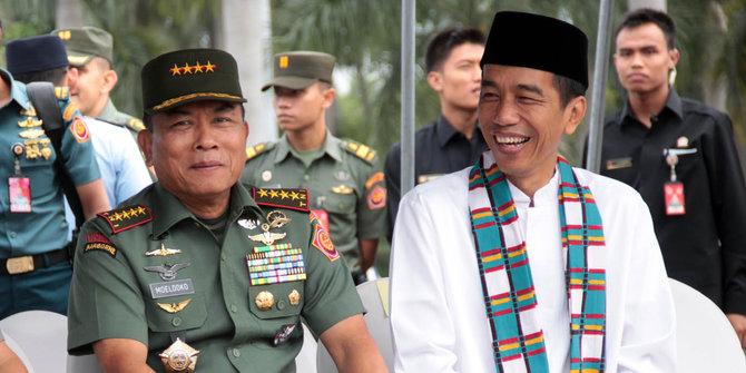 Renas 212 JPRI Anggap Moeldoko Ideal Dampingi Jokowi di Pilpres 2019