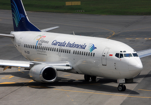 Garuda Siapkan Penerbangan Ekstra Lombok-Denpasar