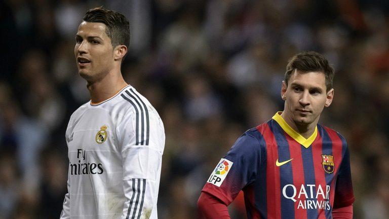 Bukan di El Clasico, Ronaldo Tunggu Messi di Liga Champions
