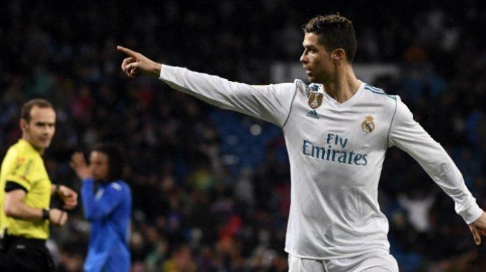 Berani Tinggalkan Real Madrid, Cristiano Ronaldo Sindir Messi