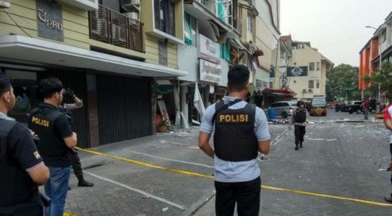 Polisi Pastikan Ledakan Berasal dari Tabung Gas 12 kg