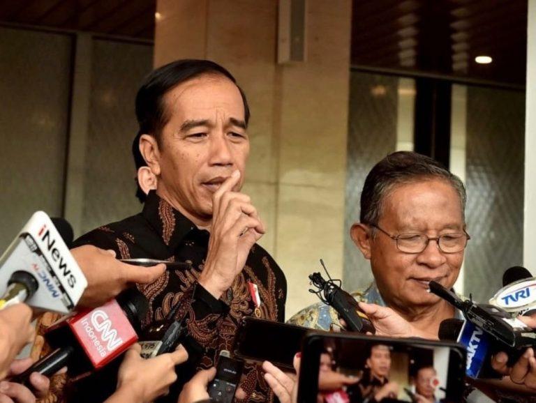 Jokowi Tunjuk Darmin Nasution Gantikan Puan Maharani sebagai Plt Menko PMK