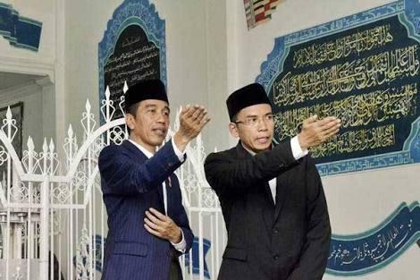 Dukungan TGB ke Jokowi Dinilai Tak Perlu Diperdebatkan