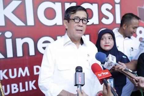 Jokowi diminta copot Menkumham terkait OTT Kalapas Sukamiskin