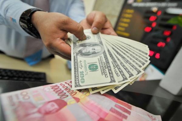 Hari Ini Rupiah Kembali Perkasa Terhadap Dolar AS