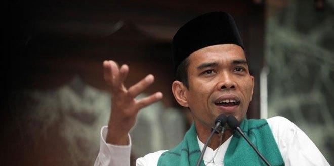Kubu Prabowo Hormati Keputusan Ustad Somad Fokus di Jalur Dakwah