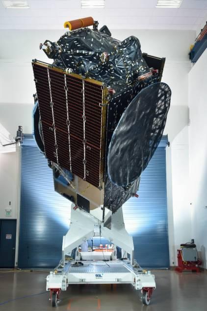 Satelit Merah Putih milik Telkom Bakal Segera Mengorbit