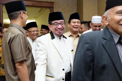 Direkomendasikan Ulama jadi Cawapres Prabowo, Salim Segaf Tak Ingin Sesumbar