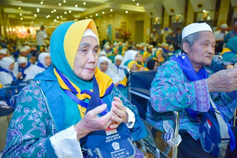 Jemaah Haji Indonesia Berangsur Kembali ke Tanah Air
