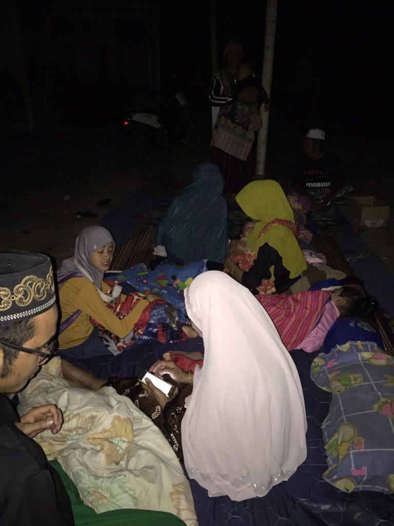 Mabes Polri Terjunkan Ratusan Personel ke Lombok