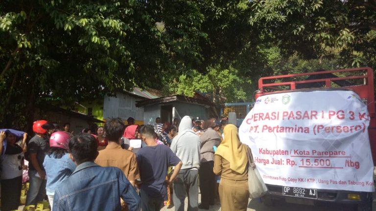 Jelang Idul Adha, Pertamina Gelar Operasi Pasar Elpiji Bersubsidi