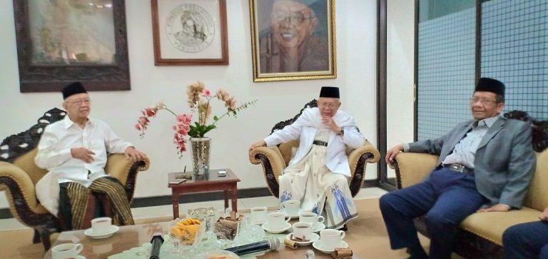 Relawan Sahabat Rakyat sambut baik keputusan Ma'ruf Amin jadi Cawapres Jokowi