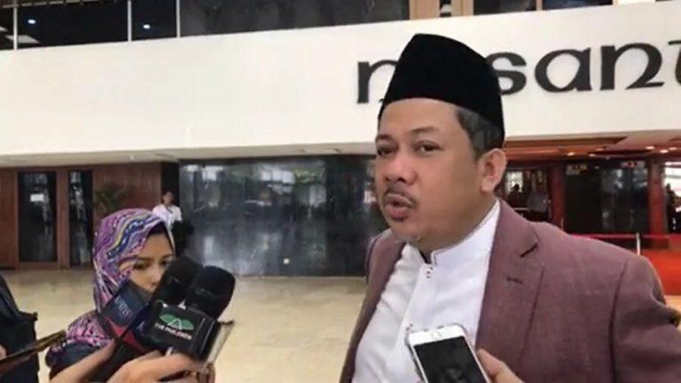 Fahri Hamzah Sayangkan Sikap Aparat atas Penggunaan Pasal Makar