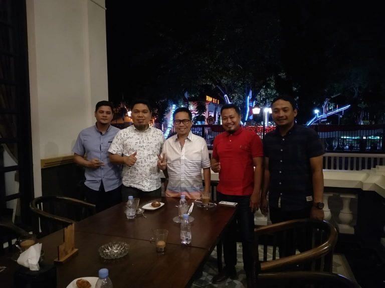 Blusukan ke Gorontalo, Ketum SRI Matangkan Strategi Pemenangan Jokowi-Ma'ruf Amin