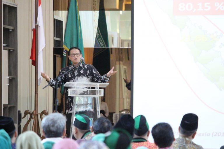 Prof. Rokhmin Dahuri Tantang Kader HMI Tingkatkan Daya Saing